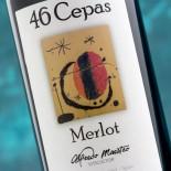 46 Cepas Merlot 2016