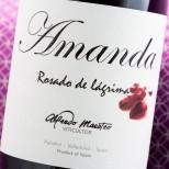 Amanda Rosado de Lágrima 2018