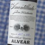 Alvear Amontillado Solera Fundación 37 Cl