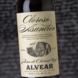 Alvear Oloroso Asunción 37 Cl