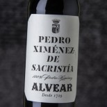 Alvear Pedro Ximénez De Sacristía 2008 -37,5cl.