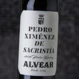 Alvear Pedro Ximénez De Sacristía 2006 - 37,5 Cl