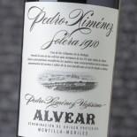 Alvear Pedro Ximénez Solera 1910 - 50 Cl
