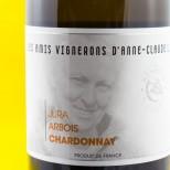 Les Amis Vignerons D'Anne Claude L. Arbois Chardonnay 2008