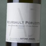 Antoine Jobard Meursault 1er Cru Poruzots 2015