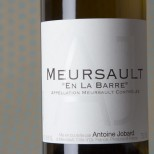 Antoine Jobard Meursault En La Barre 2017
