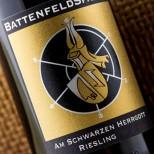 Battenfeld Spanier Am Schwarzen Herrgott Riesling GG 2015