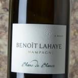 Benoît Lahaye Blanc de Blancs Brut Nature