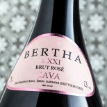 Bertha Siglo XXI Brut Rosé 2016