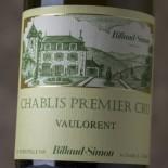 Billaud Simon Chablis Vaulorent
