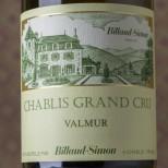 Billaud Simon Chablis Grand Cru Valmur 2015