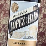 Lopez de Haro Crianza 2015
