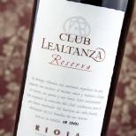 Club Lealtanza Reserva 2010