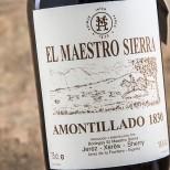 El Maestro Sierra Amontillado 1830 V.O.R.S. -37,5cl.