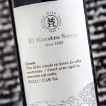 El Maestro Sierra Cream