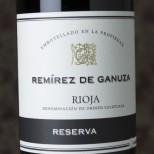 Remírez de Ganuza Blanco Reserva 2012