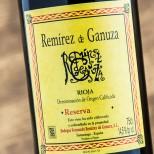 Remírez de Ganuza Reserva 2002