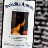 Recóndita Armonía 2016 -50cl.