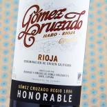 Gómez Cruzado Honorable 2016