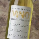 Bellotti Semplicemente Vino Bianco 2019