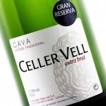 Celler Vell Extra Brut Gran Reserva 2011