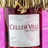 Celler Vell Extra Brut Rosé