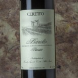 Ceretto Barolo Bussia 2015