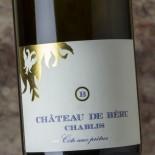 Château Béru Chablis Côte Aux Prêtes