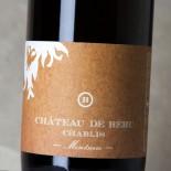 Château De Béru Chablis Montserre 2017