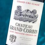 Château Grand Corbin 2012