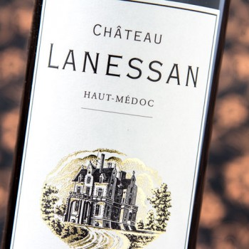 Ch teau lanessan 2012 buy crianza red wine haut m doc for Chateau lanessan