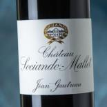 Château Sociando Mallet 2012 - 37,5 Cl