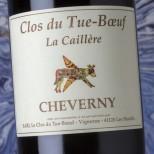 Clos du Tue-Boeuf Cheverny La Caillère 2016