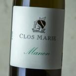 Clos Marie Manon 2018