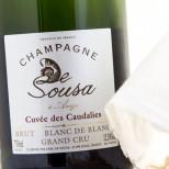 De Sousa Cuvée des Caudalies Grand Cru Brut 2008