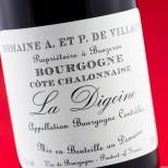 Domaine A. et P. De Villaine Bourgogne Côte Chalonnaise La Digoine 2016