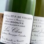 Domaine A. et P. De Villaine Bourgogne Côte Chalonnaise Les Clous Aime 2017
