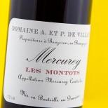 Domaine A. et P. De Villaine Mercurey Les Montots 2018