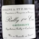 Domaine A. et P. De Villaine Rully 1er Cru Grésigny 2017
