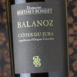 Berthet Bondet Côtes du Jura Balanoz 2016