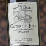 Berthet Bondet Côtes du Jura Savagnin 2011