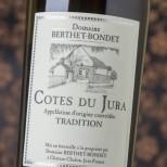 Berthet Bondet Côtes du Jura Tradition 2015