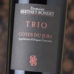 Berthet Bondet Côtes du Jura Trio 2017