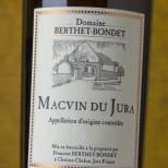 Berthet Bondet Macvin du Jura