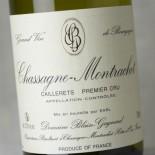 Blain Gagnard Chassagne Montrachet Caillerets
