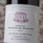 Chandon de Briailles Aloxe-Corton 1er Cru Les Valozières 2016