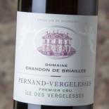 Chandon De Briailles Pernand-Vergelesses 1er Cru Ã?le Des Vergelesses Blanc 2014