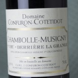 Confuron-Contetidot Chambolle-Musigny 1er Cru Derrière La Grange 2017