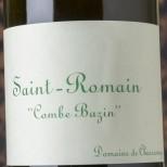Chassorney Saint-Romain Combe Bazin 2016