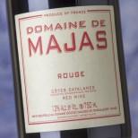 Domaine De Majas Rouge 2017
